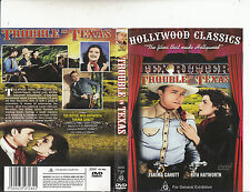 Trouble In Texas-1937-Tex Ritter-Movie-DVD