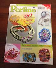 R25  Perline  n.38 - 20 nuove idee per creare bijoux e accessori moda - schemi