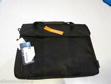 Targus laptop computer tote bag carry T-1211 book messenger TST595-50 travel BLK