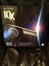 Bio Ionic Nano Ionic 10X Ultralight 1800W Speed Dryer - New & Authentic!