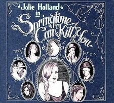 Springtime Can Kill You by Jolie Holland (CD, May-2006, Anti-)