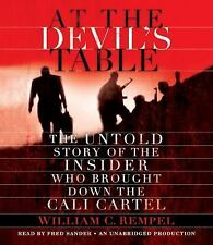 At the Devil's Table: The Untold Story of the Insider Who Brought Do . EXLIBRARY