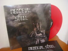 MEDIEVAL STEEL - Dark Castle RED VINYL 233 COPIES