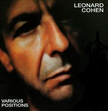Various Positions by Leonard Cohen (CD, Feb-1995, Columbia (USA))