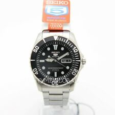 Seiko 5 Sport SNZF17J1 Automatic Stainless Steel Men's Analog Japan Made Watch