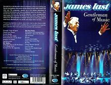 (VHS) James Last: The Gentleman Of Music - Live In Bayreuth 2000 - Biscaya, u.a.