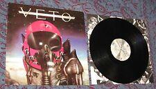 LP VETO: same (Augsburg, 80er Metal)