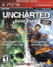 Uncharted Dual Pack - Playstation 3 Game