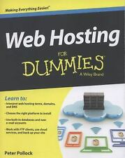 Web Hosting For Dummies by Pollock, Peter