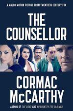 CORMAC McCARTHY ___ EL CONSEJERO ___ NUEVO
