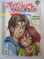 FUMETTO WITCH  NR. 40   luglio 2004  The Walt Disney Company Italia Spa (FU1)