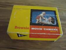 Vintage Kodak Brownie 8mm Movie Camera Model 2 , f/2.3 Lens