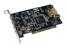 Belkin f5u508 Hi-speed Usb 2.0 Y Firewire Pci Card (3-usb 2.0 & 3-firewire)