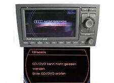 Réparation Audi a3 a4 a6 tt rns-E DVD Lecteur Erreur de lecture