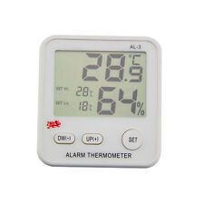 Digital LCD Household Thermometer Hygrometer Precision Electronic Humidity Meter