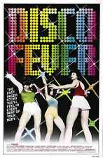 Disco Fever Poster 01 A4 10x8 Photo Print