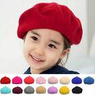 1PCS Baby Children Woolen Beret Winter Warm Hat Girl Boy Kids Beanie Cap Hat