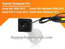 Car Reverse Camera for Suzuki Alto SX4 S-cross Aerio Rear View Backup Camera
