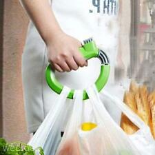 Bucket Food Stuff Shopping Labour Save Carrying Soft-Grip Handle Holder Hanger