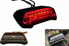E-marked LED Stop Tail Light for Honda Motocross Supermoto Cafe Racer Scrambler