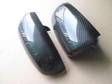 Carbon Fiber Mirror Covers for 2002-2007 Audi A4 B6 B7/Audi A3 8P/Audi  A6 C6 #B