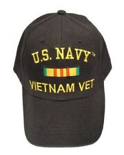 **UNITED STATES NAVY VIETNAM VETERAN  BASEBALL HAT/CAP**
