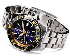 KRYPTON Dragonfish 9900ft Automatic SWISS MADE Professional Diver Watch
