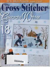 Cross Stitcher Magazine February 2007