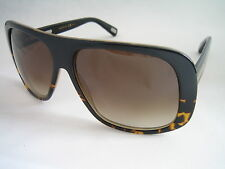 MARC JACOBS SUNGLASSES BLACK HAVANA BROWN  MJ 388 0J0 CC JS BN BNWT