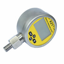 80mm-700BAR/10000PSI(BSP1/4) Digital hydraulic Pressure Gauge--Base Entry