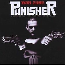 Punisher: War Zone Film Soundtrack CD NEW Slipknot/Slayer/Static-X/Rob Zombie