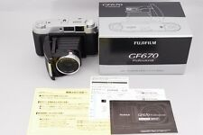 [Rare Mint in BOX] FUJI GF670 Professional w/FUJINON 80mm f/3.5 Lens JAPAN #e103