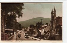 WARRENPOINT ROAD, ROSTREVOR: Co. Antrim postcard (C5025).