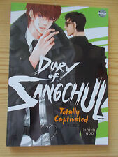 Diary of sangchul-English-haijin yoo [totally CAPTIVATED doujinshi; yaoi