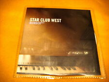 Cardsleeve Full CD STAR CLUB WEST Number Why PROMO 10TR 2006 indie rock