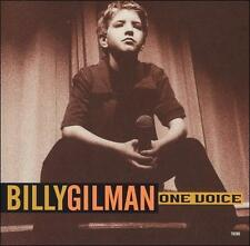 One Voice [Single] by Billy Gilman (Country Vocals) CD