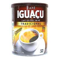 Brazilian Instant Coffee IGUACU 200g dried coffee powder