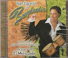 Ivan Caceres - Bongolandia - Luisito Carrion - Rare Brand New CD - 1203