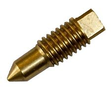 Radiator BRASS BLEED SCREW AIR / VALVE VENT - TYPE 2 - FITS SOME CAST IRON RADS