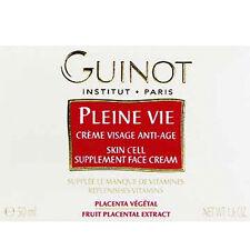 Guinot Pleine Vie Youth Replenishing 50ml (1.7oz) Brand New