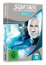 Star Trek - The Next Generation Season 6 7er [DVD] NEU TNG Staffel Sechs