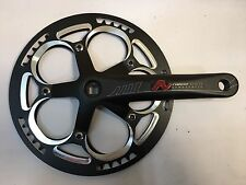 Neco 52t 170 Crankset with Machined Aluminum Guard