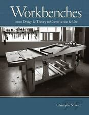 Workbenches: From Design And Theory To Construction And Use Popular Woodworking