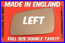 VAUXHALL ASTRA G 1998 - 2004 WING MIRROR GLASS LEFT HAND SIDE