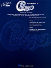 Chicago Transcribed Scores Volume 2 Sheet Music Transcribed Score NEW 000672368