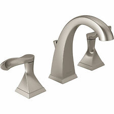 Delta Everly 35741-SP-DST Brushed Nickel SpotShield* Widespread Bathroom Faucet