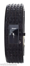 DKNY Glitz Black Dial Women's Watch #NY8298