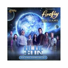 Firefly The Game Blue Sun Expansion Gale Force Nine Serenity Board Party Space