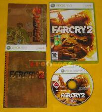 FAR CRY 2 Xbox 360 Versione Ufficiale Italiana 1ª Edizione FarCry »»»»» COMPLETO