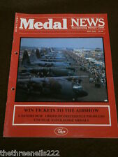 MEDAL NEWS - UNUSUAL NAPOLEONIC MEDALS - MAY 1995
